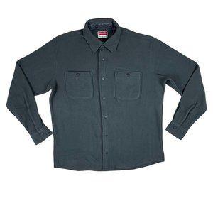 Wrangler Fleece Button Up Shirt